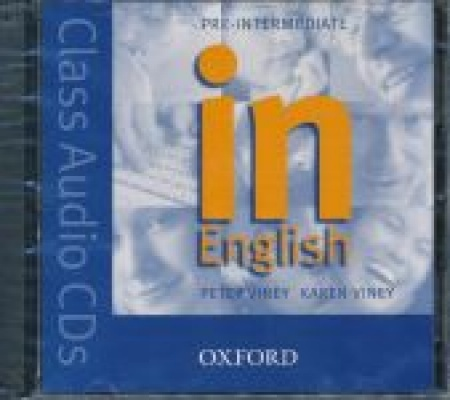 In English Pre-Intermediate Class CD
