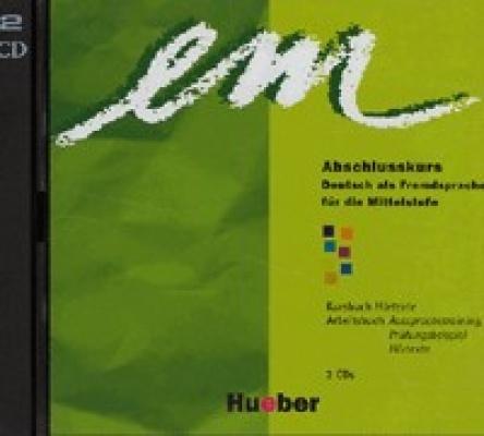 em Abschlusskurs audio-CD