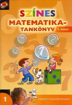 Színes matematika-tankönyv 1. kötet 1. osztály