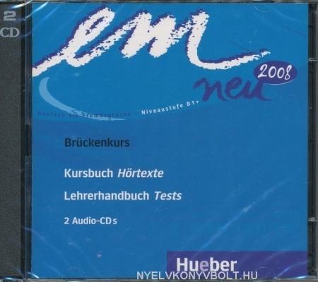 em neu Brückenkurs audio-CD