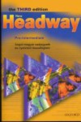 New Headway Pre-Intermediate Angol-magyar szójegyzék és nyelvtani összefoglaló 3rd Edition