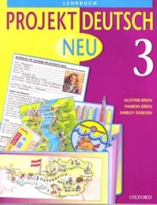 Projekt Deutsch Neu 3. Tankönyv