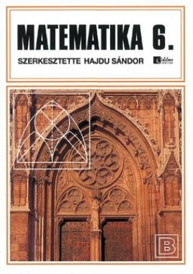 Matematika 6. tankönyv bővített
