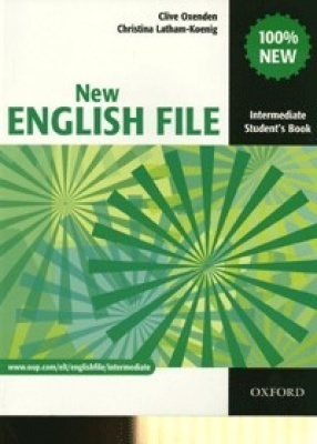 NEW ENGLISH FILE INTERMEDIATE SB