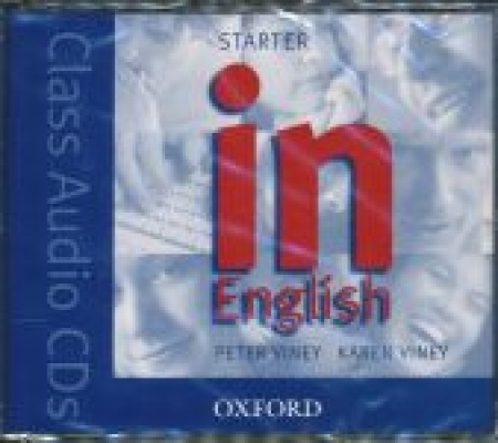 In English Starter Class CD