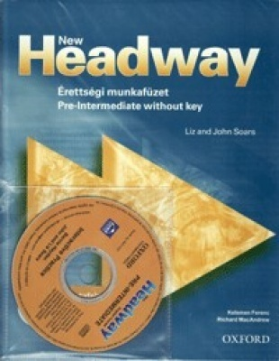 New Headway pre-Intermediate WB érettségi mf