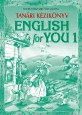 English for You 1 Tanári kézikönyv
