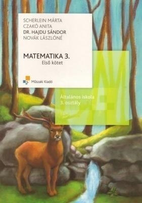 Matematika 3.o. I kötet /átdolgozott/
