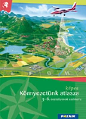 Képes Körny. atlasza 3-6.o. Digitális
