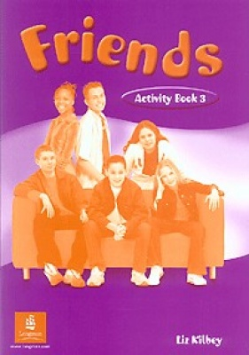 FRIENDS 3. ACTIVITY BOOK
