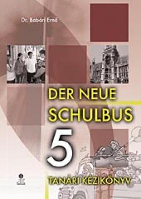 Der Neue Schulbus 5 Tanári kézikönyv