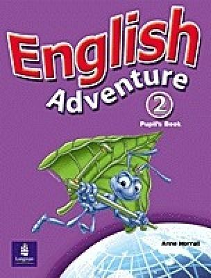 English Adventure 1 PB