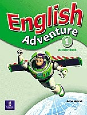 ENGLISH ADVENTURE 1. ACTIVITY BOOK
