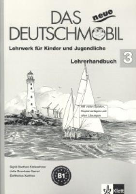 Das neue Deutschmobil 3 tanári könyv