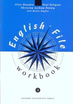 English File 2 WB with Key