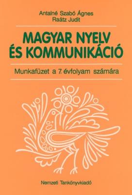 Magyar nyelv és kommunikáció mf. 7.o.