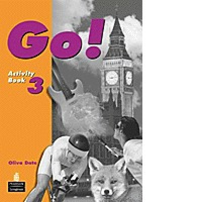 Go! 3 Activity Book