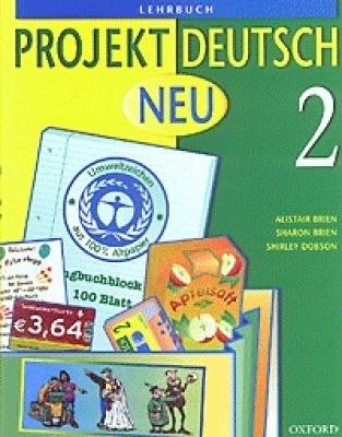Projekt Deutsch Neu 2. Tankönyv