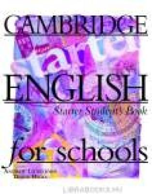 Cambridge English for Schools-Starter