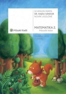 Matematika 2. Tankönyv II kötet