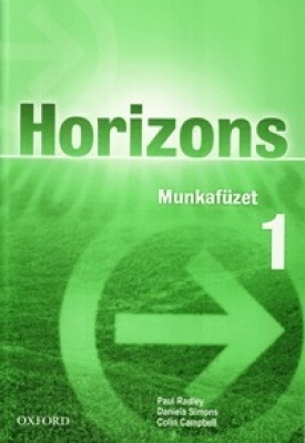 Horizons 1 Hungarian Workbook
