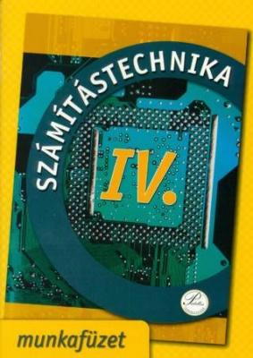 Számítástechnika IV. - munkafüzet 8.osztálynak