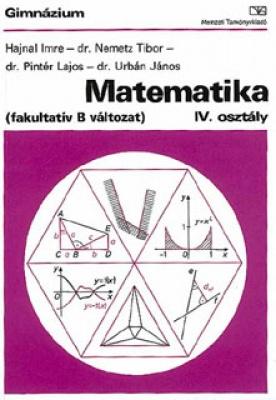 Matematika IV. speciális matematika tagozat