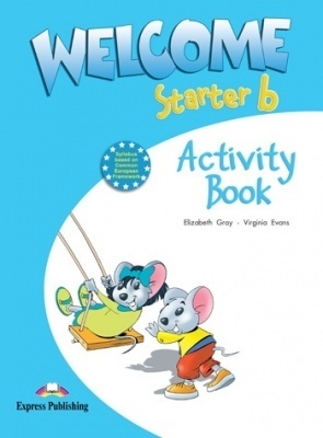 WELCOME STARTER B - Activity Book