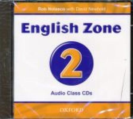 English Zone 2 CD