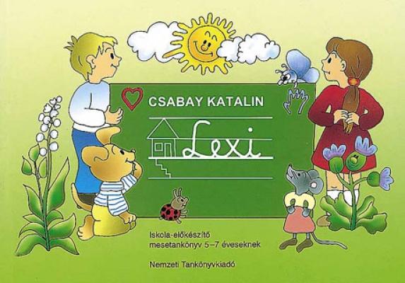 Lexi Iskola-előkészítő mesetankönyv 5-7 éveseknek