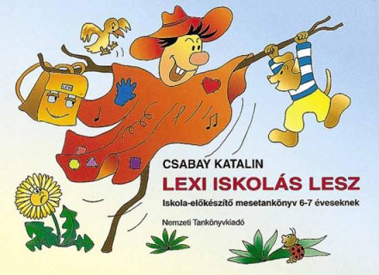 LEXI iskolás lesz Iskola-előkészítő 6-7 éveseknek