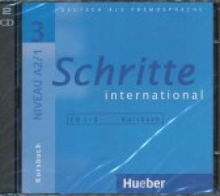 Schritte International 3 CD