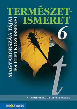 Természetismeret 6.-Mo. tájai és életköz. tk.