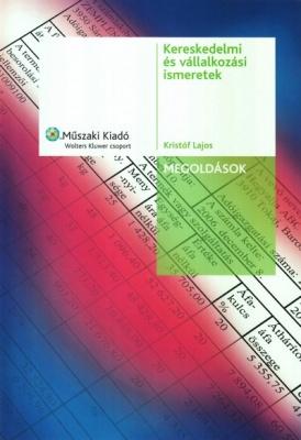 Kereskedelmi és Vállalkozási Ismeretek (megoldások)