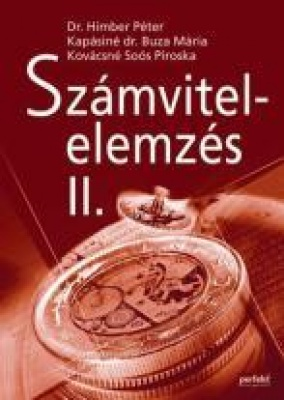 Számvitelelemzés II.
