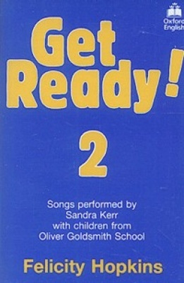 Get Ready! 2 Cassette