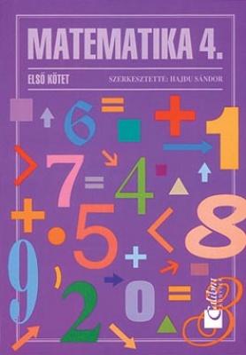 Matematika 4/I tankönyv