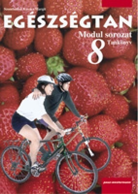Egészségtan modultankönyv 8.o.