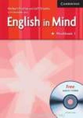 English in Mind 1 Workbook+CD ROM