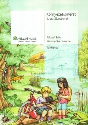 Környezetismeret 4.o. tk.