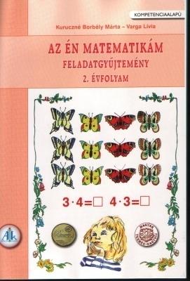 Az én matematikám 2.o. Fgy. Kompetenciaalapú