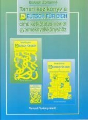 Deutsch für Dich 1-2. tanári kézikönyv
