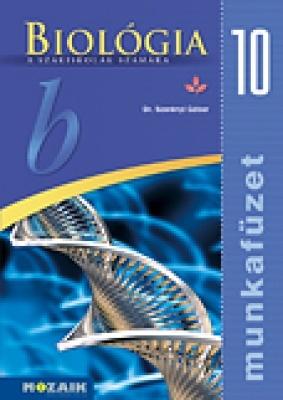 Biológia szakiskolásoknak 10. o. mf.