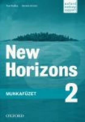 NEW HORIZONS 2. MUNKAFÜZET
