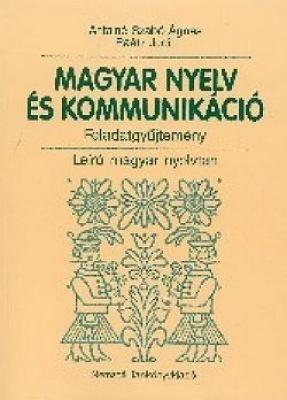 Magyar nyelv és kommunikáció TK Tanári fgy.