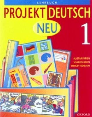 Projekt Deutsch Neu 1. Tankönyv