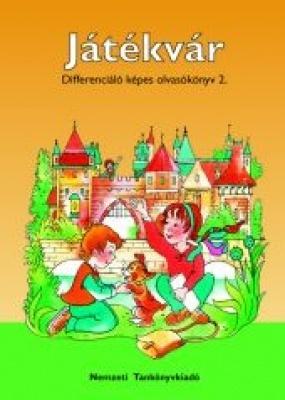 Játékvár /Differenciáló/ Olvasokönyv