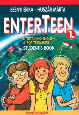Enterteen 1. Entertaining English for Teenagers