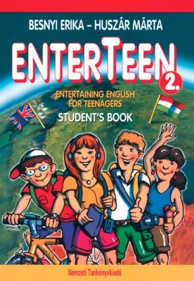 Enterteen 2. Entertaining English for Teenagers