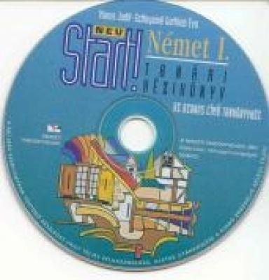 Start! Neu Német tanári kk. CD